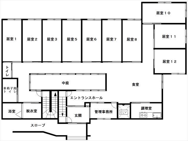 住宅型有料老人ホーム ハウスプラザ幸壱番館(軽費シニアホーム) の画像11
